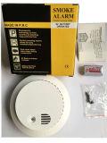 Detector de humos del OEM, alarma de incendio, tipo de dos hilos detector de humos fotoelectrónico de la red del detector de gas