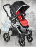 En1888 de Erkende Wandelwagen van de Baby van de hoog-Mening Grote en Comfortabele