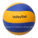 Talla estándar de la bola de cuero del voleibol de la PU de Japón
