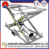 Table de levage pneumatique de haute qualité de qualité 0,4-0,6 MPa