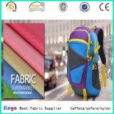 PVC Rubber Coated Fashion Dobby Starshine Tecido para compras Bolsas de viagem