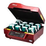 Machine multifonctionnelle de presse de la chaleur de caisse de téléphone de tasse du vide 3D (ST-3042)