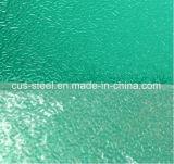 Het diamant In reliëf gemaakte /Prepainted In reliëf gemaakte Blad van het Dakwerk van het Staal PPGI