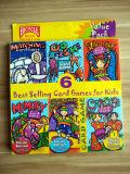 Tarjeta popular juego de niños Slap Papel Jack Naipes