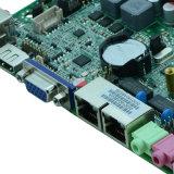 4ème carte mère duelle d'Itx du faisceau I3 I5 I7 de GEN de réseau local Intel