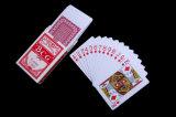 Cartões de jogo novos do PVC do plástico do casino 100% (BCG)