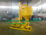 Transportador pneumático para sistema de transporte pneumático de grãos Sistema de transporte móvel Transportador de grãos para carregamento e descarregamento