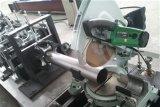 Australien-Farben-runde Dach-Regen-Rinne-Stahlrolle, die Maschine bildet