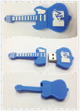 Palillo del USB del PVC del mecanismo impulsor de la pluma del USB de la dimensión de una variable del hueso