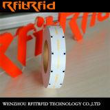 Gravure en aluminium de fréquence ultra-haute empêchent le tag RFID de bourreur/l'étiquette/collant secs