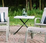 HDPE Personal&#160 d'offre spéciale ; Adjustable&#160 ; Table&#160 ; Jardin Camp-Blanc