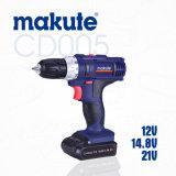 Machine sans fil Ni-CD de foret d'outil de Makute (CD005)