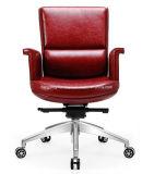 レザー木CEOの椅子の余暇のオフィスの椅子(Hx-Cr026)