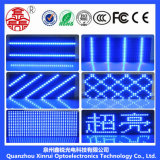 Im FreienP10 sondern blaue LED-Baugruppen-Bildschirm-Anschlagtafel aus