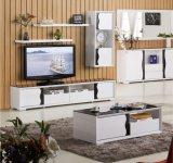 Conjunto clásico de los muebles de la sala de estar del diseño moderno