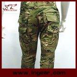 Pantaloni tattici di combattimento di stile di GEN 2 con i rilievi di ginocchio