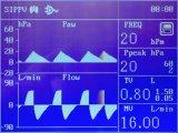 Máquina da anestesia do multiparâmetro do modelo padrão de Jinling-01b
