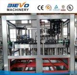Автоматический Carbonated сверкная завод по обработке оборудования стеклянной бутылки напитка разливая по бутылкам