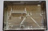 Части снабжения жилищем CNC подвергая механической обработке, сделанные из алюминия 6061, отделка электрополировки