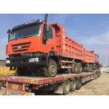 使用された2015モデルHongyan Ivecoのダンプトラック6*4