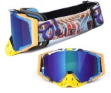 Lunettes de ski panoramiques anti-brouillard - Lunettes de moto