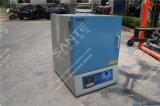 tipo fornace dell'alloggiamento 1000c del contenitore di fornace con l'elemento riscaldante incluso dei collegare di resistenza