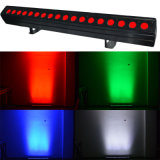 Nj-24A RGBW 24PCS*10W 4in1 LED 벽 세척 빛