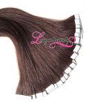 De onverwerkte Hete Inslag van de Huid van het Menselijke Haar van de Band van Remy van de Verkoop In het groot