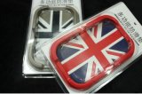Del gel di silice del sindacato del Jack di stile rilievo materiale brandnew per il telefono, rilievo, tasto di slittamento non dell'automobile di Mini Cooper