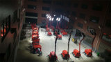 LED 트레일러 건축 Rplt7200를 가진 이동할 수 있는 등대