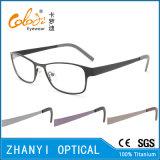Bunter leichter Voll-Rahmen optische Glas-Rahmen-Titanbrille Eyewear (9113-EW)
