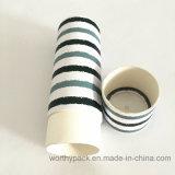 Изготовленный на заказ пробка бумаги коробки бумажного круга картона для чая и конфеты