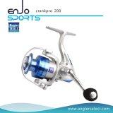 O giro novo seleto do pescador/reparou o carretel do equipamento de pesca do carretel (PRO 200 aluídos)