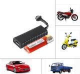 Mini traqueur de la moto GPS pour le rail commercial