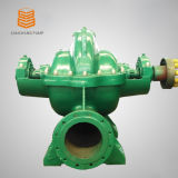 Alta pompa di irrigazione goccia a goccia di flusso di caso spaccato