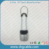 Abrazadera del cable de la fibra de la alta calidad