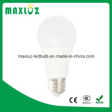 Bulbo 5W do diodo emissor de luz de Dimmable do preço de fábrica com excitador do CI