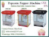 Het hoogste-geschatte Antieke 8-ons van de Machine van de Popcornpan van de Stijl
