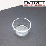Quartz synthétique de grande pureté enduisant le creuset en verre de quartz transparent