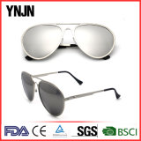 Ynjn Metal High Quality Revo Revestimento Custom Logo Sunglasses