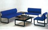 Sofà di cuoio moderno della mobilia multicolore per l'ufficio ed il salone (HX-321D)