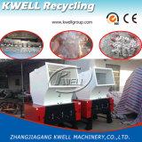 Máquina plástica do triturador da alta qualidade para materiais duros macios