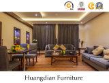 4성 궁전 호텔 침실과 거실 가구 (HD875)