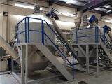 PP/PE lavant et réutilisant la chaîne de production
