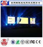 Colore completo di LED P4.81 della visualizzazione del modulo locativo esterno di alta risoluzione della fase HD