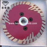 Cb-15 Hulpmiddel van de Diamant van het Graniet van de steen het Marmeren Concrete Malende Oppoetsende Scherpe
