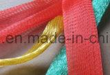 Мешок сетки PP материальный для длины яичек 35cm