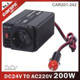 修正された200W車力インバーター12Vか24V入力電圧
