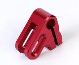Piezas que trabajan a máquina anodizadas alta calidad del CNC del aluminio para el plano sin tripulación