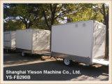 Ys-Fb290b de Multifunctionele Aanhangwagen van het Voedsel van de Vrachtwagens van het Voedsel van de Aanhangwagen van het Snelle Voedsel Mobiele